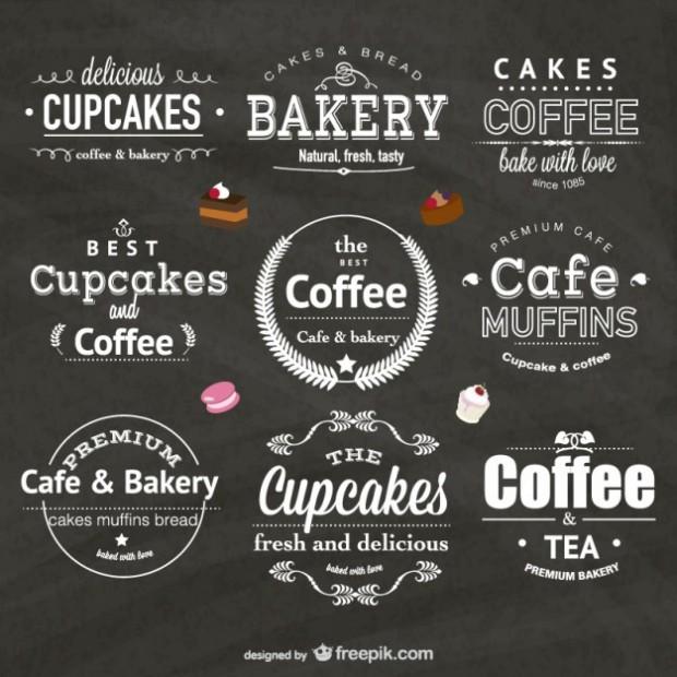 Freepik coffee vectors