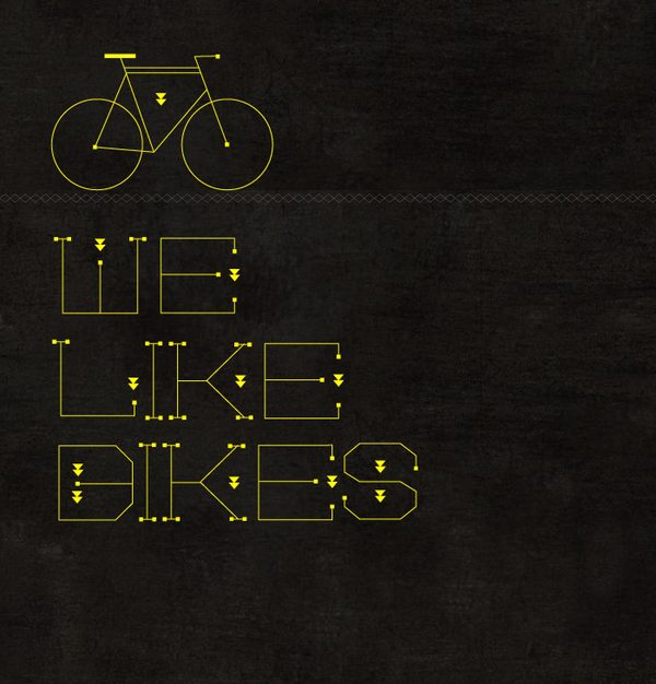 free hand made font