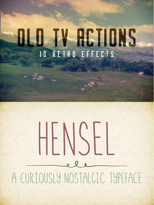 Vintage Hensel Typho