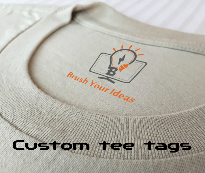 Custom tee tags and why you should use them tshirt for Custom t shirt labels