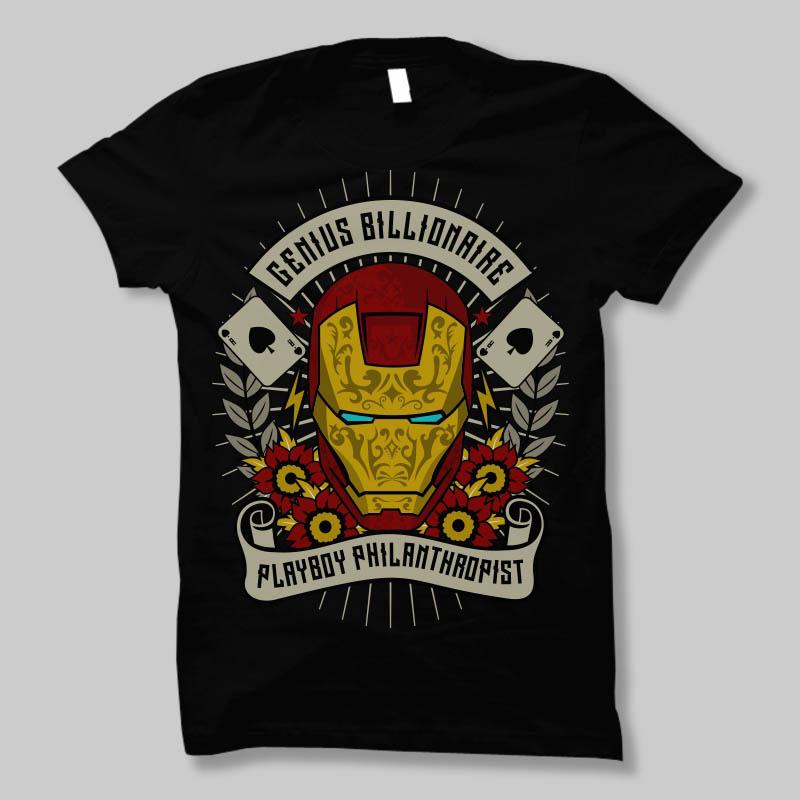 Genius-Billionaire-T-shirt-design-20449