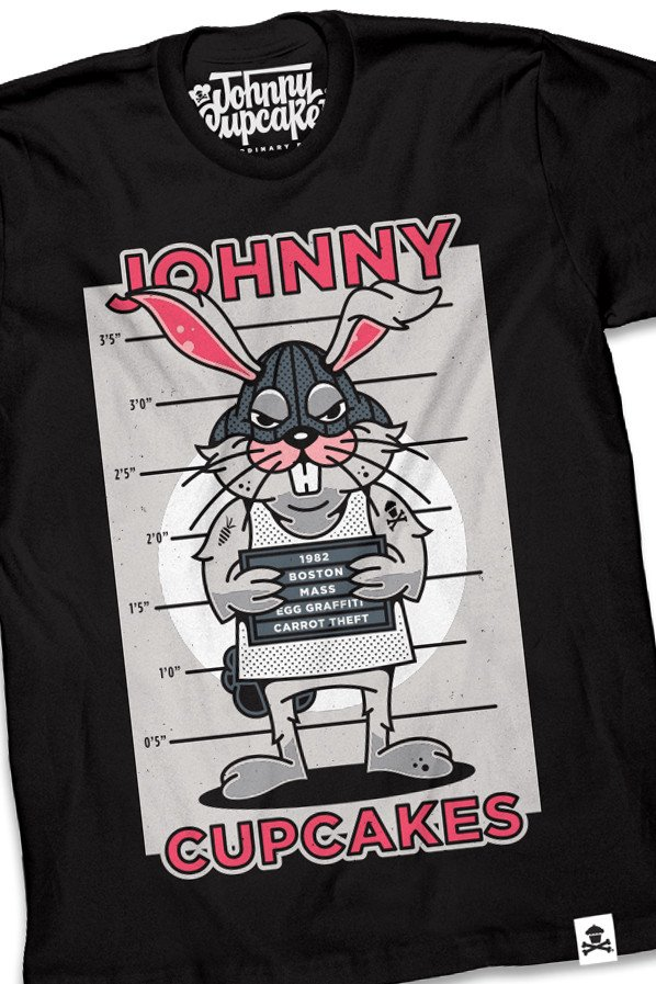 johnny cupcakes t-shirts
