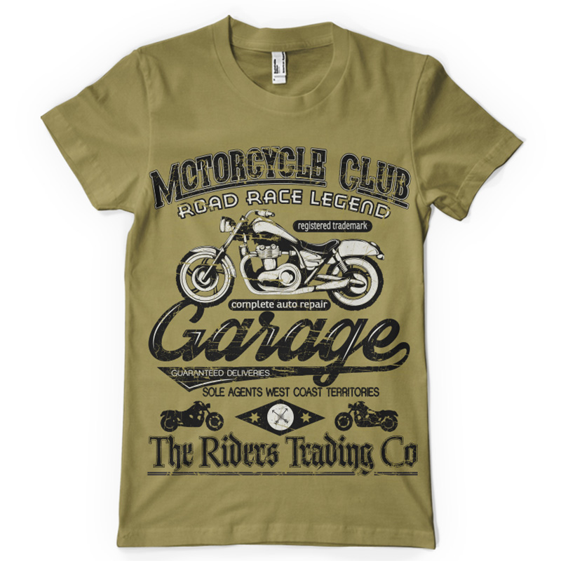 Motorcycle-club-Graphic-design-16668
