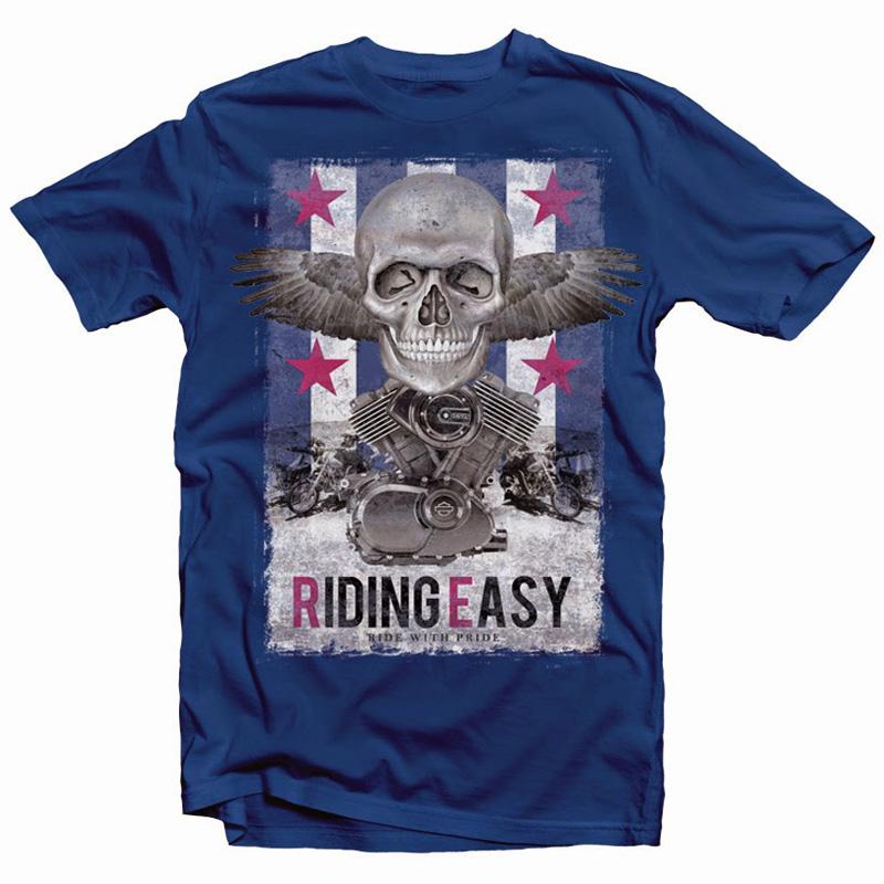 Riding-Easy-Skull-Tee-shirt-design-16434