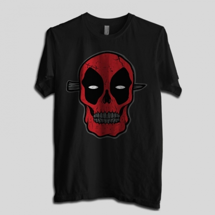 SKULL-DEADPOOL-Shirt-design-20266