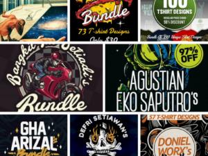 September Graphic Bundles Tshirt Templates TshirtFactory Blog - T shirt graphic design template