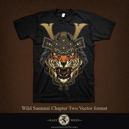 Wild-samurai-chapter-two-T-shirt-clip-art-20084
