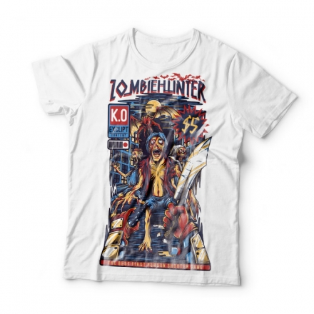 Zombiehunter-T-shirt-template-21512