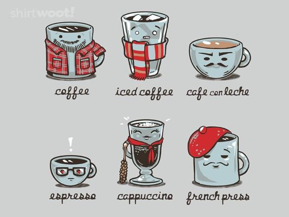 coffee names