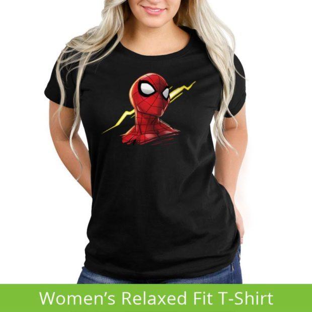 licensed Spider-man T-shirts