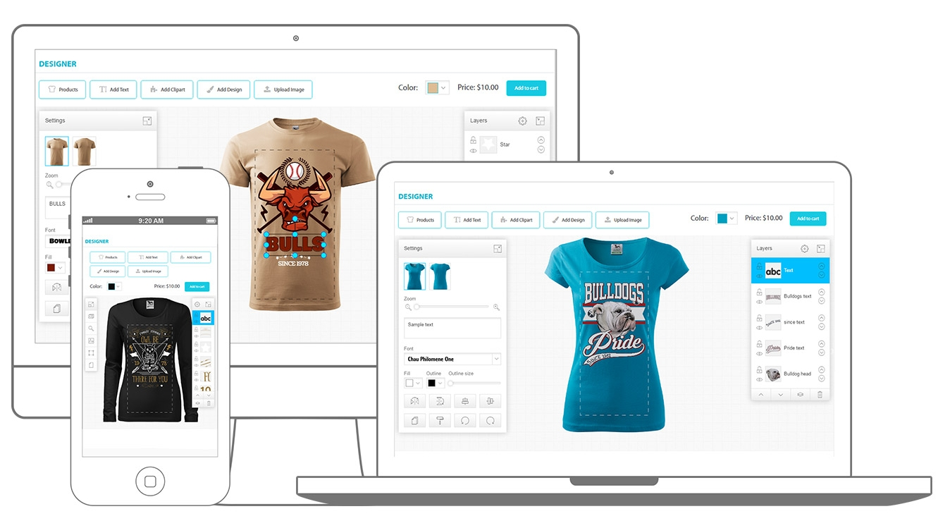 Udesign T Shirt Design Software Tshirt Factory Blog