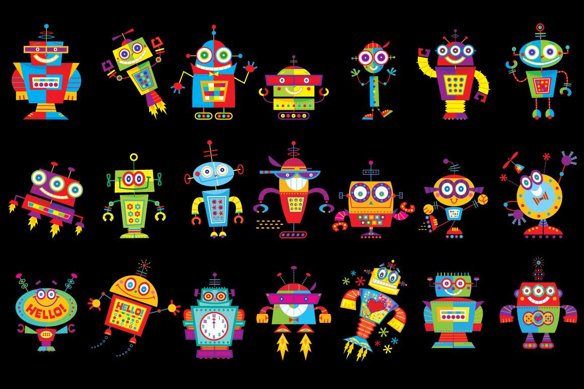 Rockin' Robots