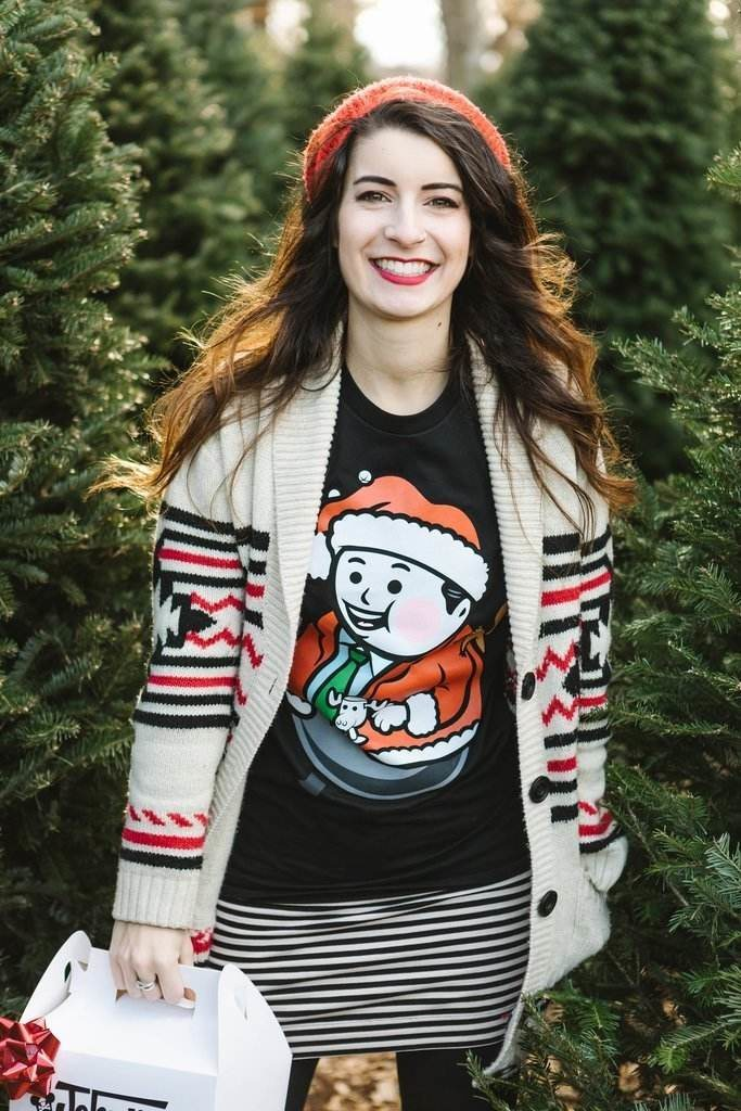 Johnny Cupcakes Christmas Products on Sale | Tshirt-Factory Blog