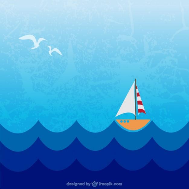 free sea vectors