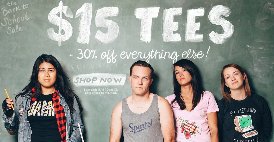 threadless back to school