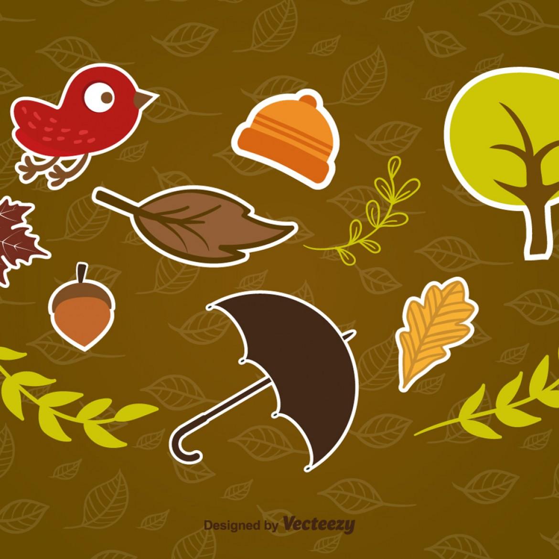 free autumn vectors