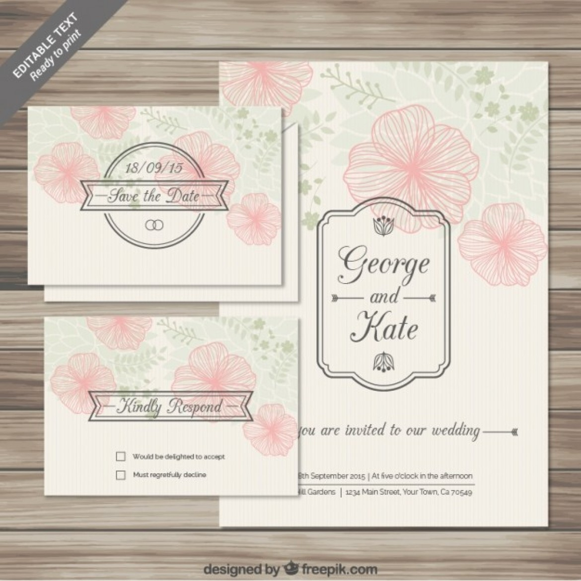 When To Send Out Wedding Invitations 84 Luxury  wpid floral wedding