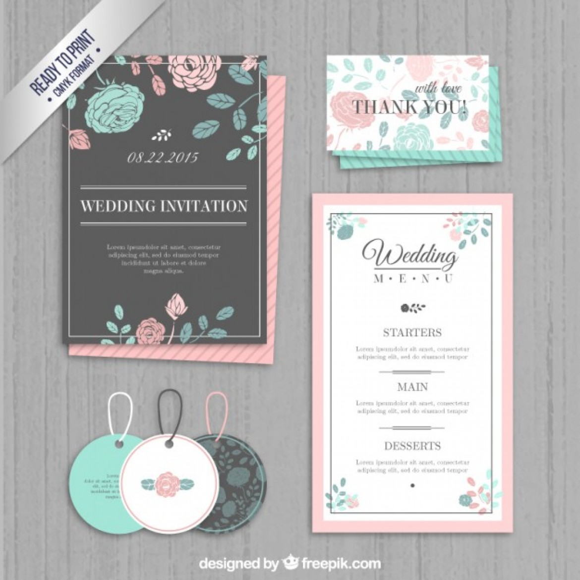 free wedding invitations templates with instant download - Wedding Invitation Labels